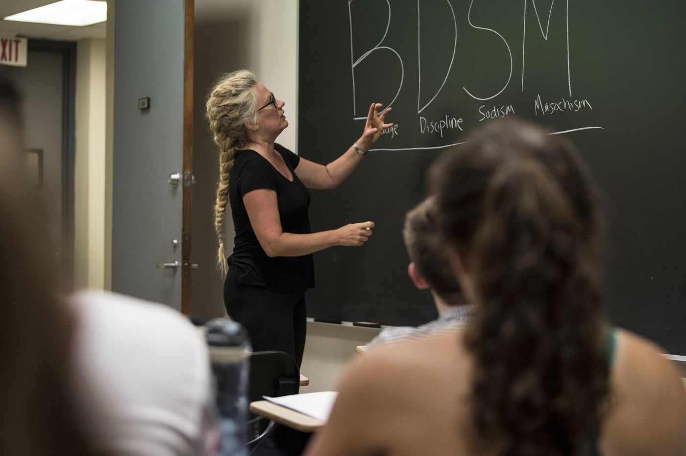 Philly sex shop offers college classes: 'It needs to be hands-on because that's what sexuality is'
