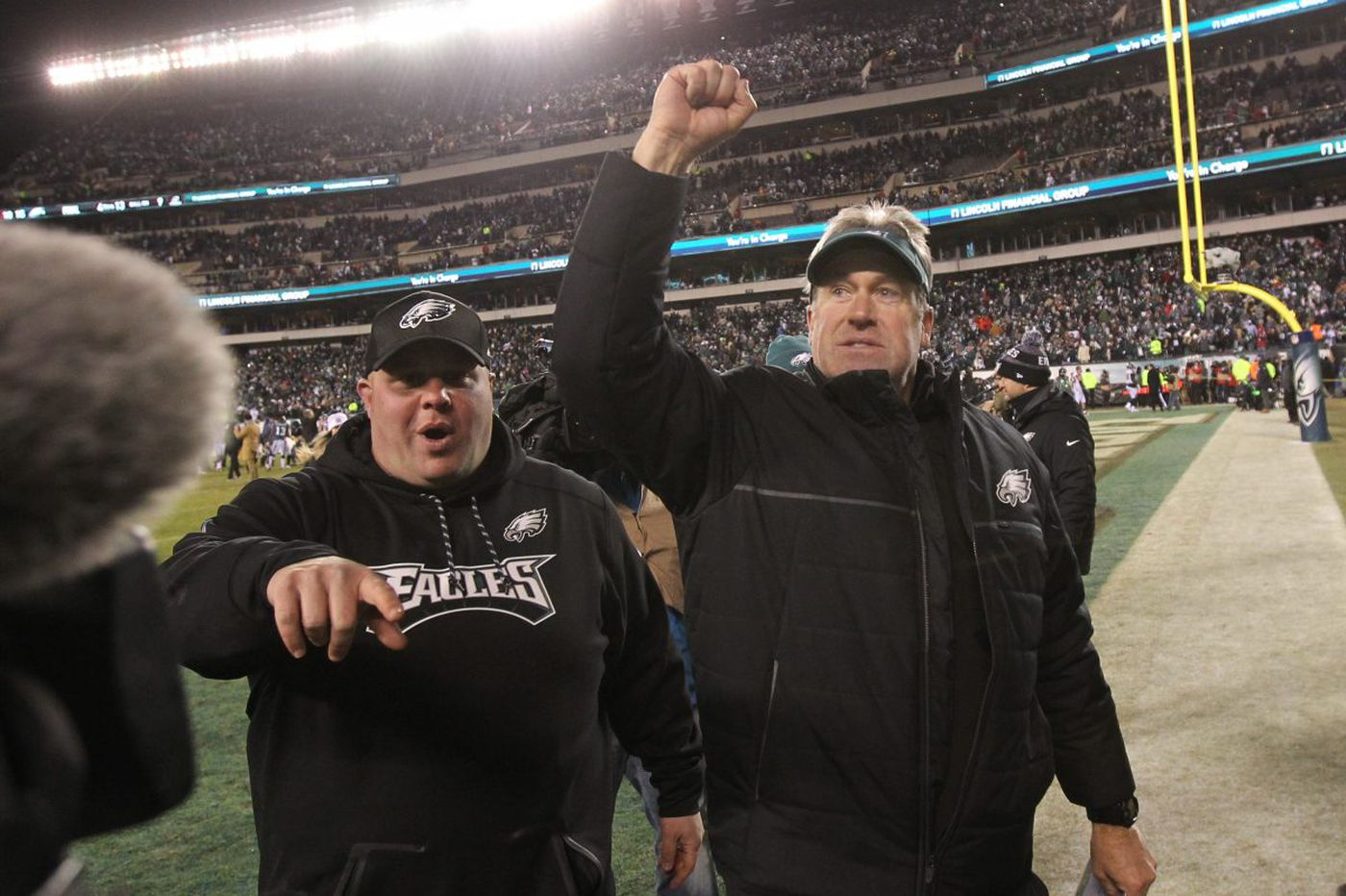 Doug Pederson: 'People discount us, don't give us much credit'