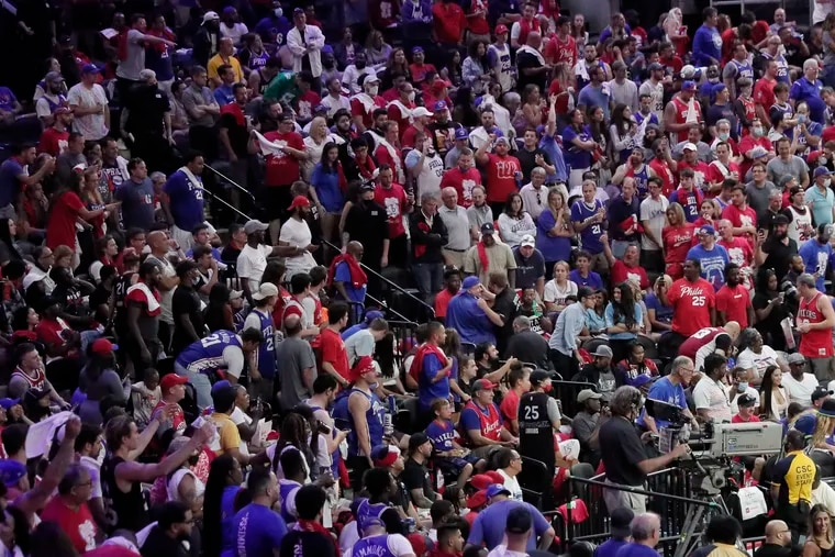 Ticketmaster is hoping to add to the fan experience at Wells Fargo Center.