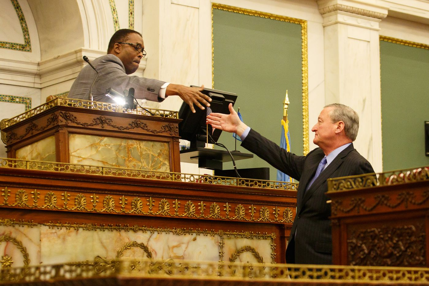 City Council recalls Philly construction tax in favor of compromise with Kenney