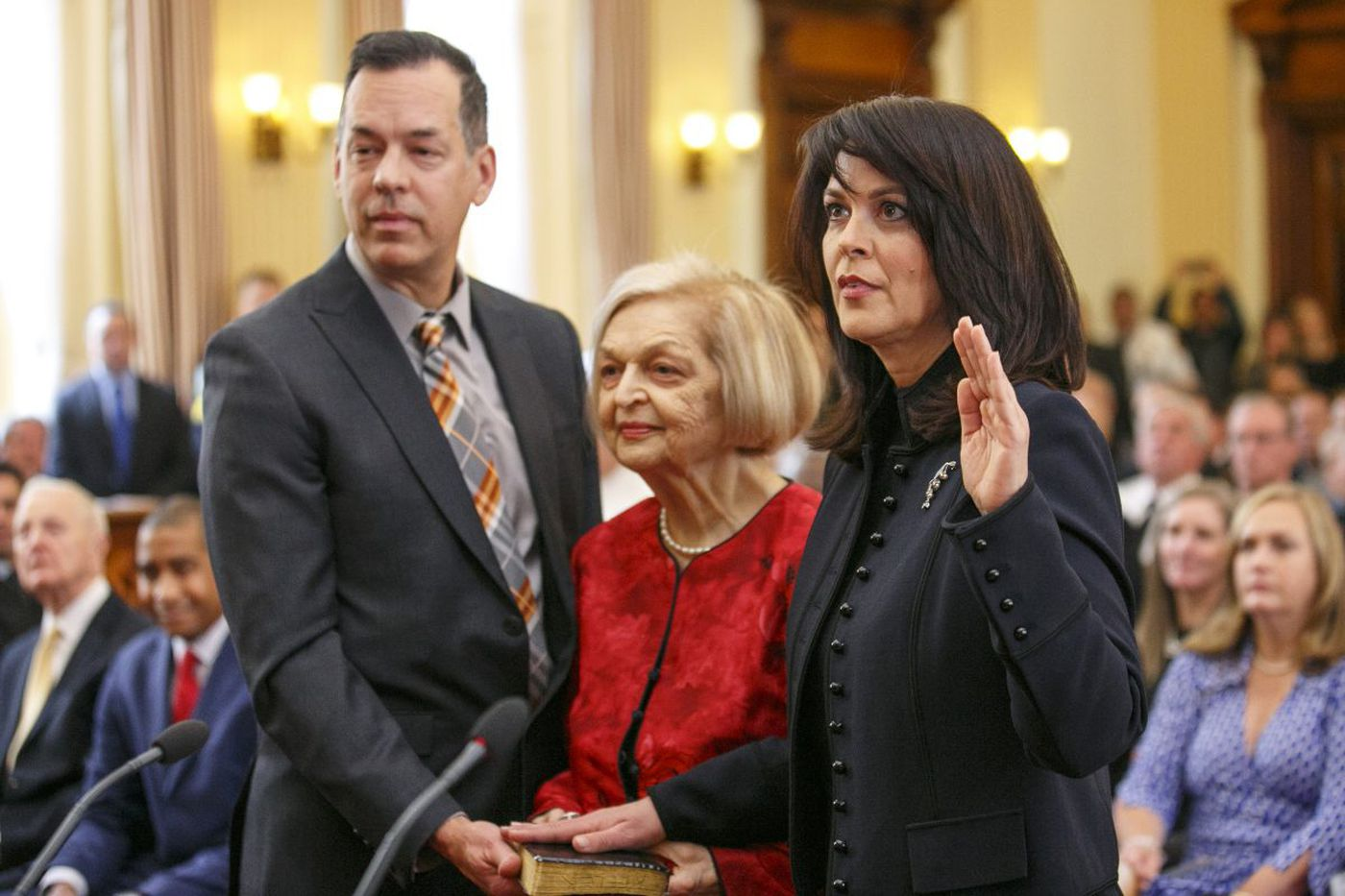 Five things to know about new Delaware County DA Katayoun 'Kat' Copeland