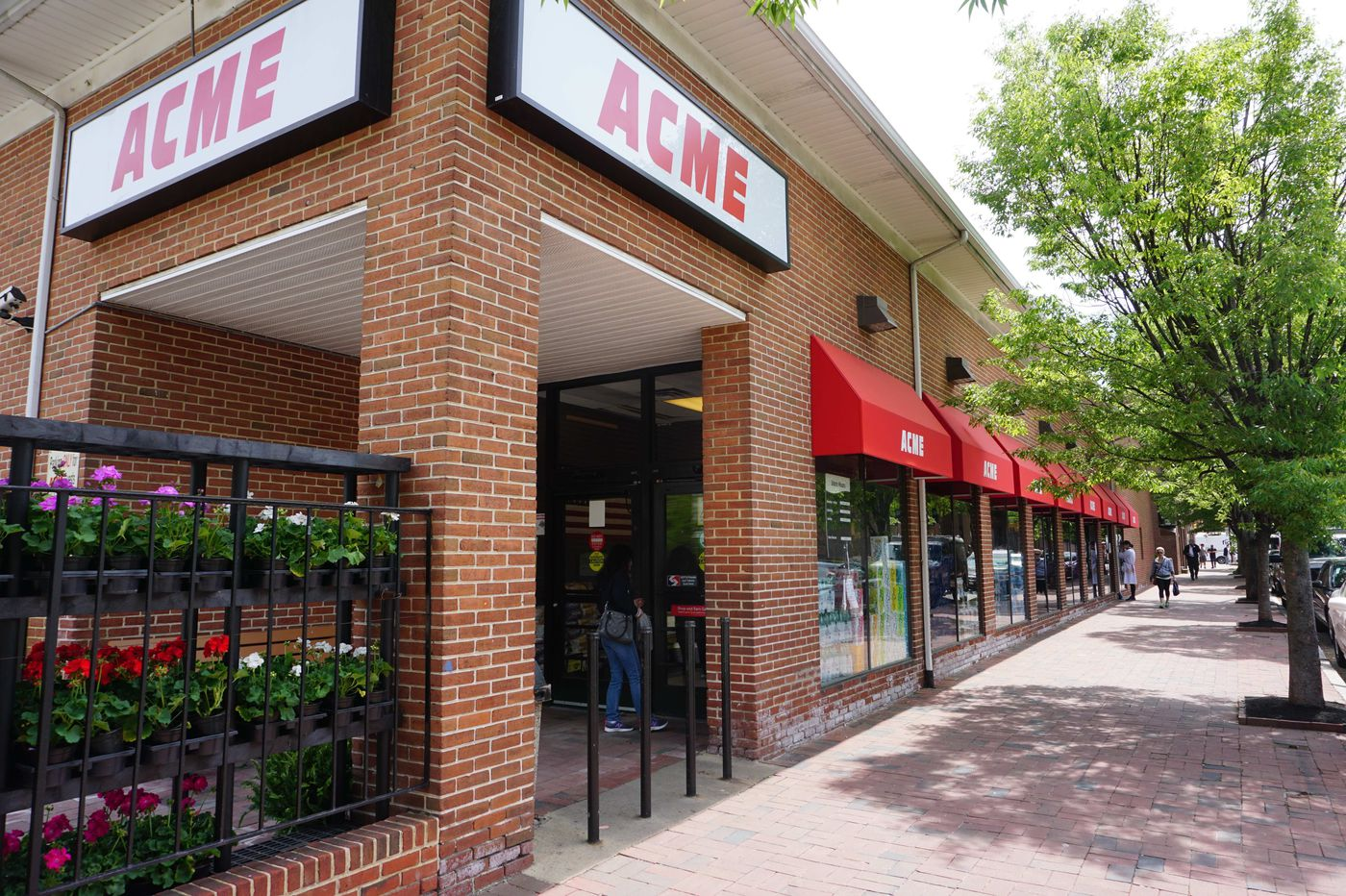 Society Hill Acme that stoked density outcry is listed for