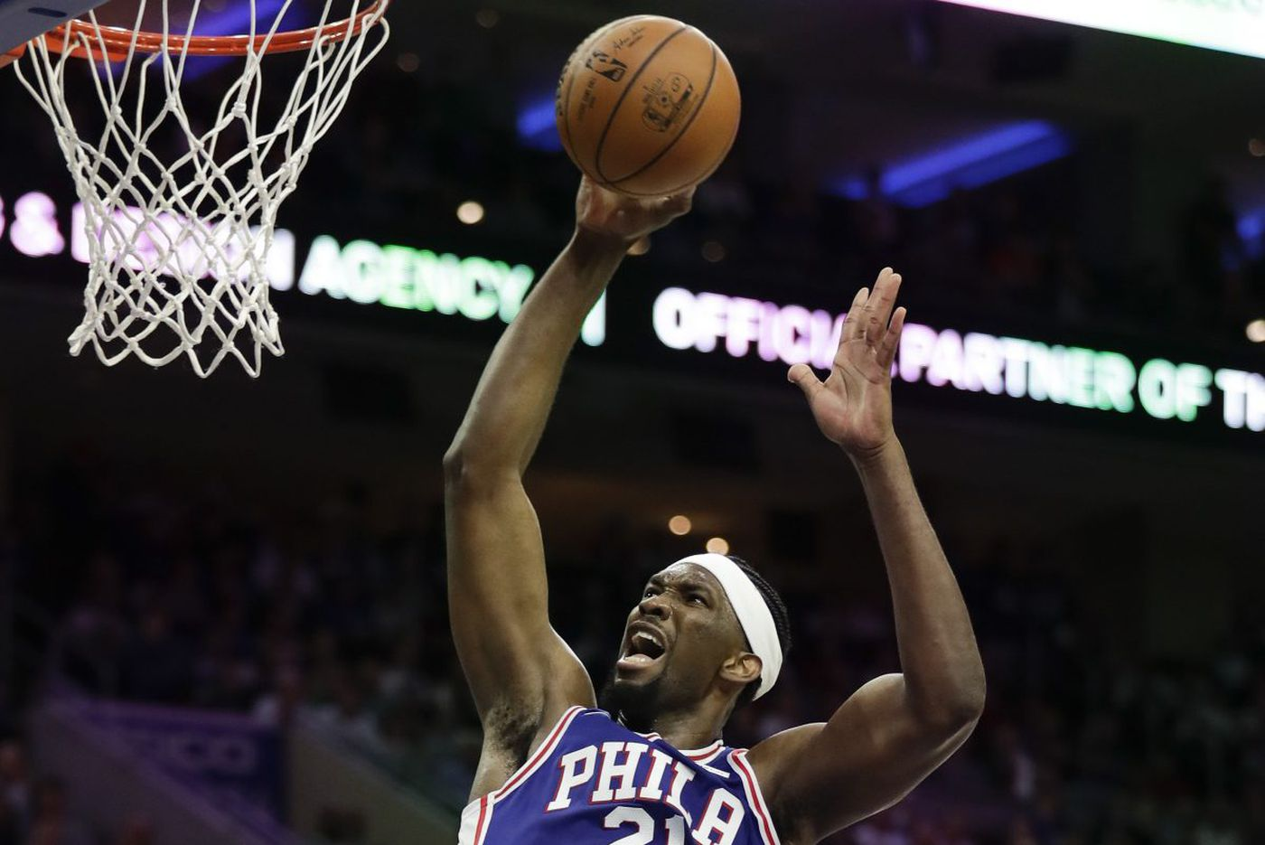 A tall order, but Sixers must make offense work for Joel Embiid