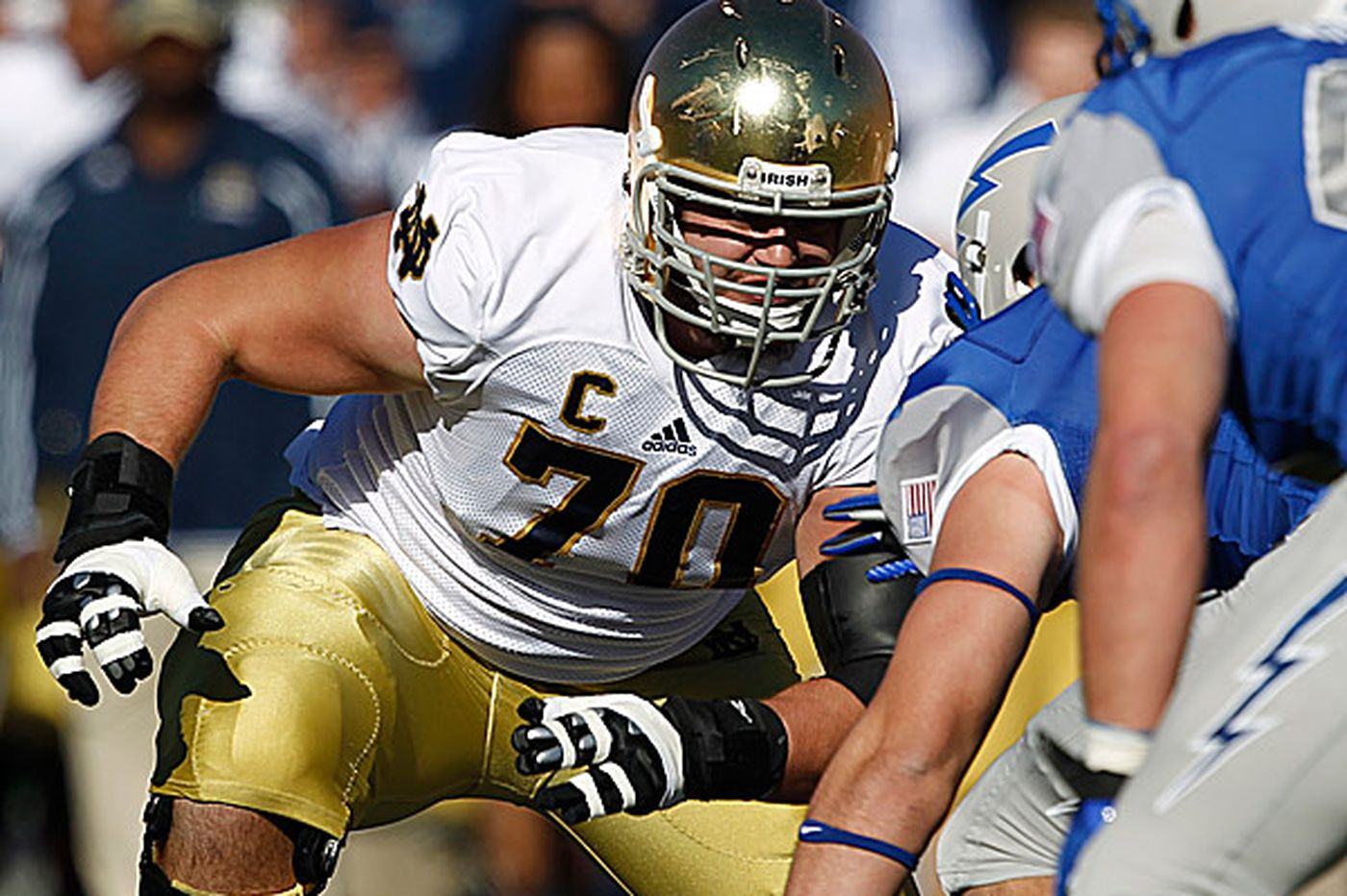 Analyzing the NFL draft: Offensive linemen
