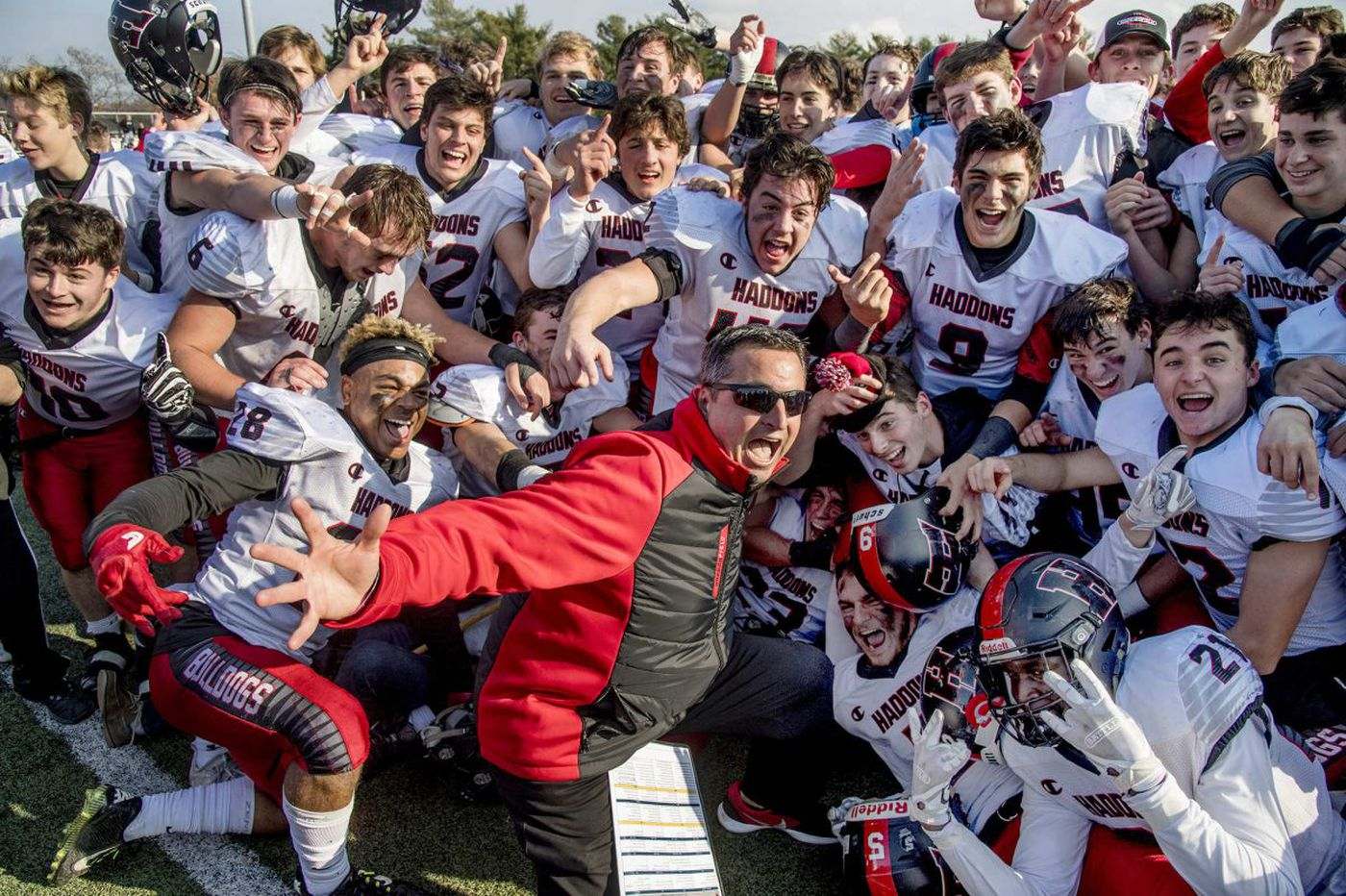 Bulldogs stun Eagles for S.J. football Group 2 title