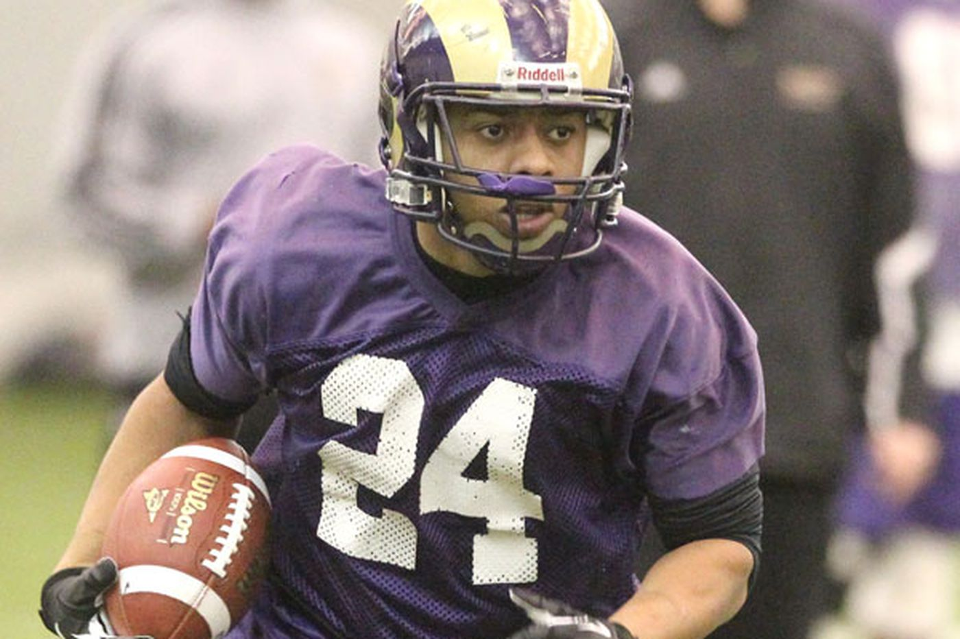 Opportunity for West Chester, RB White