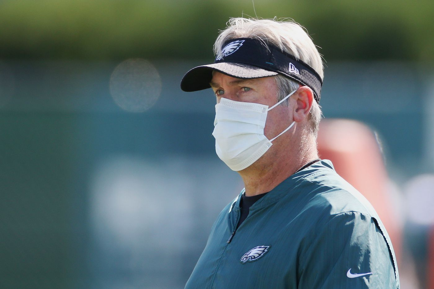 Eagles' Doug Pederson stocks up on coaches with NFL playing experience