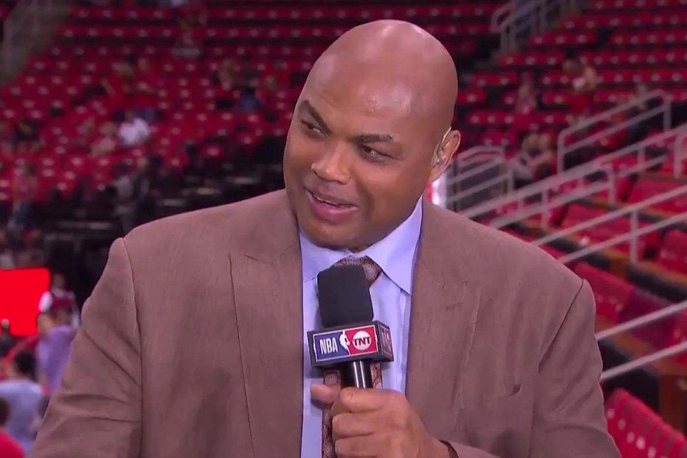 Charles Barkley gets pranked on TNT, ESPN analyst Rex Ryan rips Tony Romo