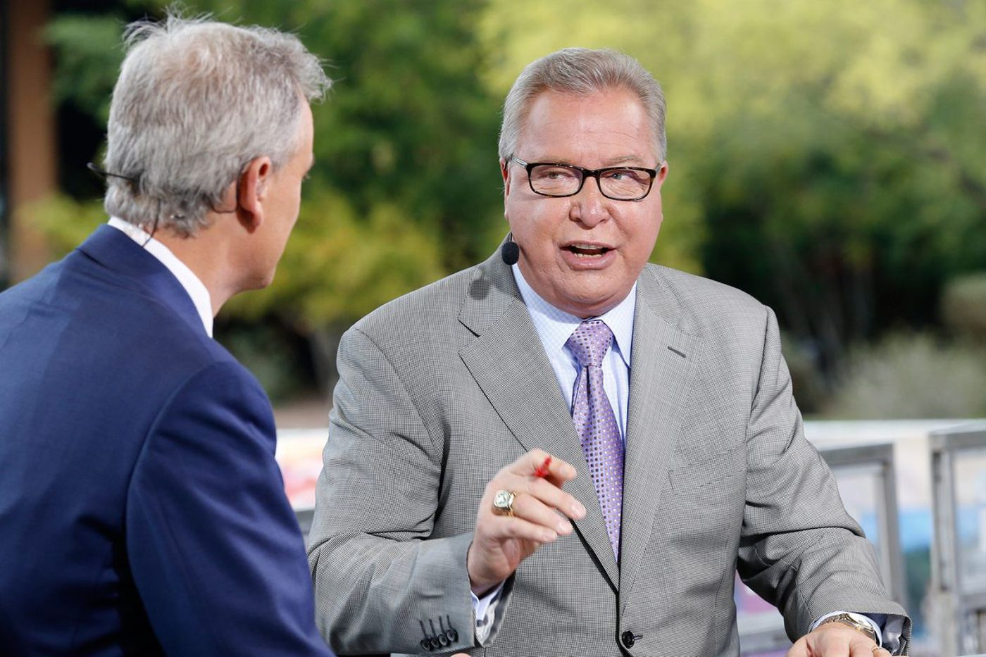 Ron Jaworski is 'in limbo' and unsure of ESPN status