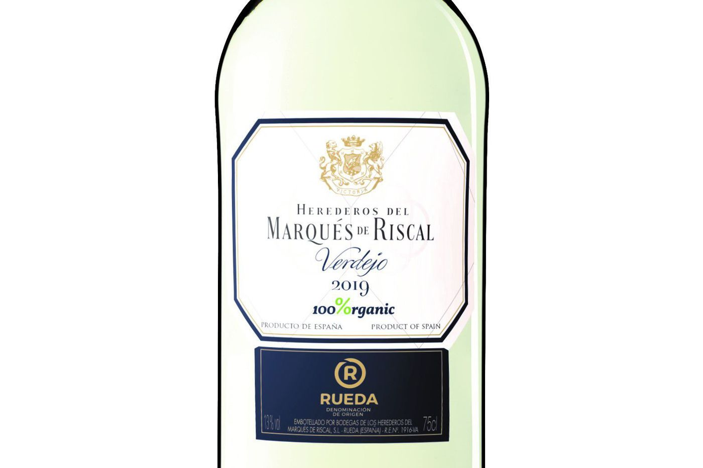 Verdejo is a Spanish white wine from the Rueda region that stands out