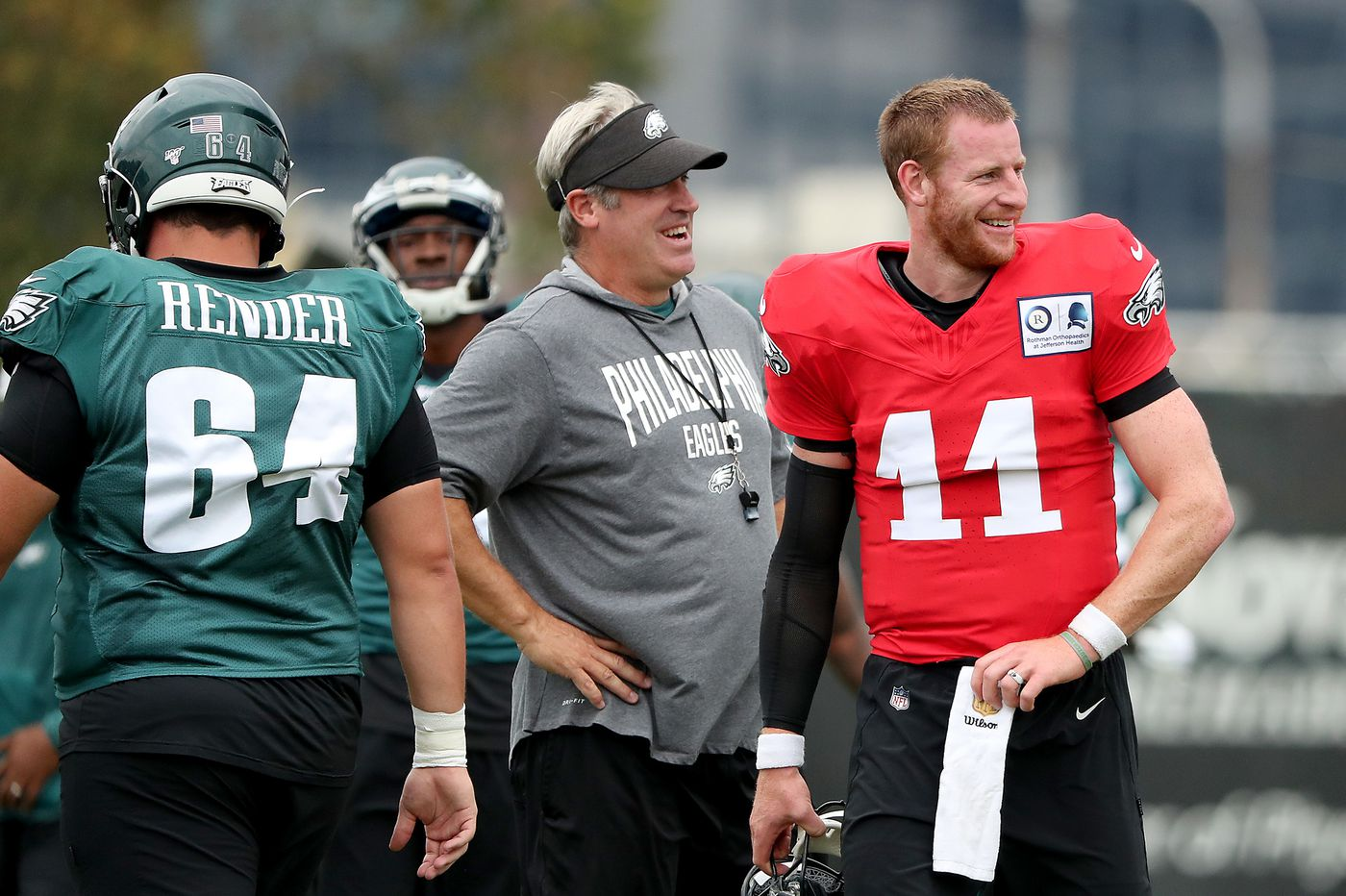 Eagles and NFL are back, but a long way from 2020 season start amid coronavirus pandemic