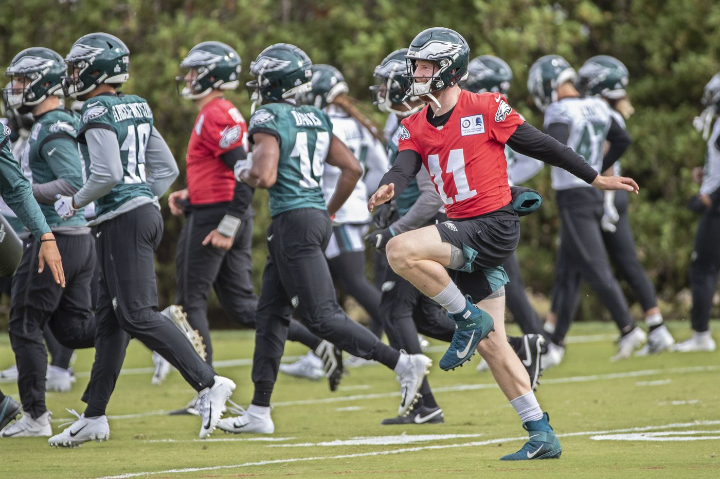 Eagles head to Dallas with first place on the line; Philly to honor a music legend | Morning Newsletter