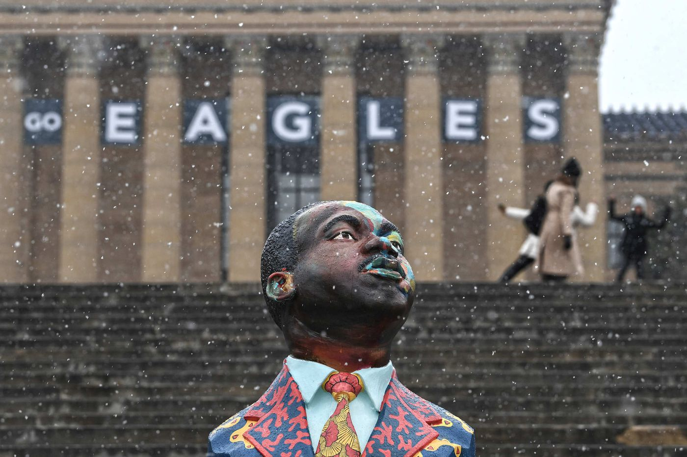 It will take more than volunteerism on MLK Day to achieve racial justice in Philadelphia   Editorial