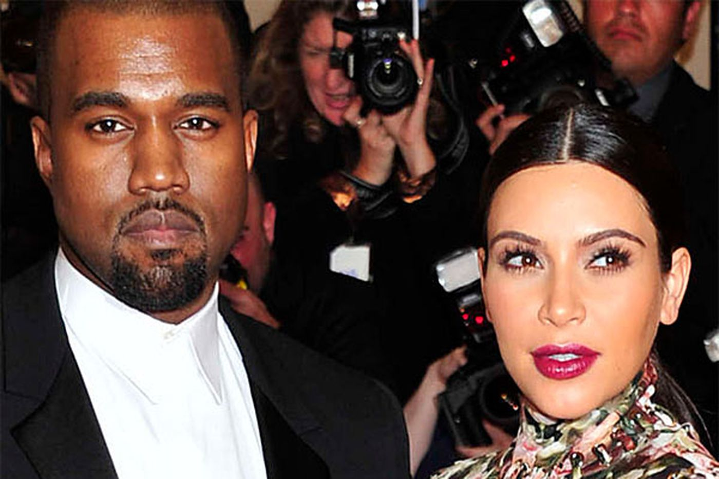 Sideshow: Kimye circus wedding headed for a French faux chateau