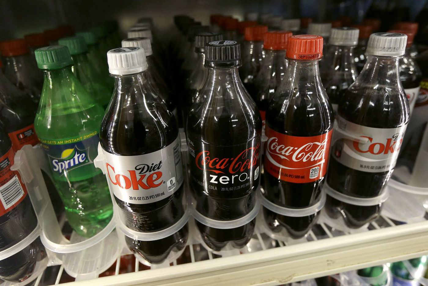 Soda tax or no, Americans aren't drinking as many sugary beverages, study finds