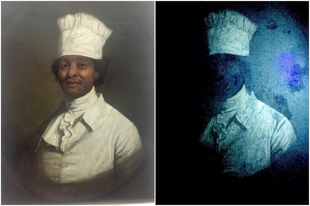 George Washington's enslaved chef, who cooked in Philadelphia, disappears from painting, but may have reappeared in New York