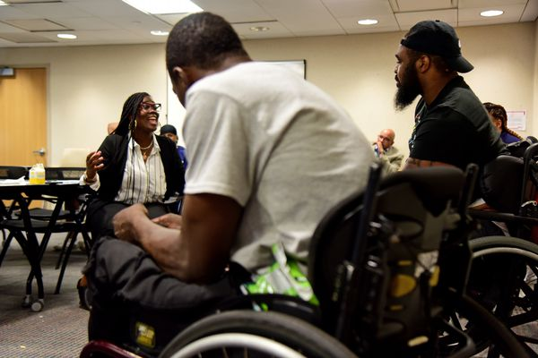 Paralyzed gunshot survivors are coming to their support group, but they need more | Helen Ubiñas