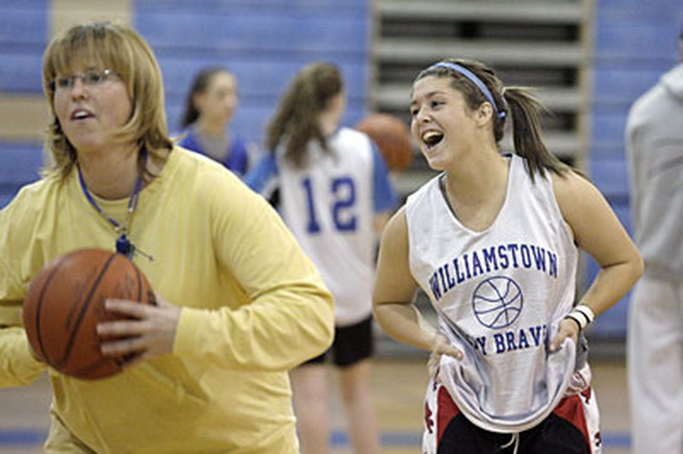 Williamstown on roll in girls' hoops