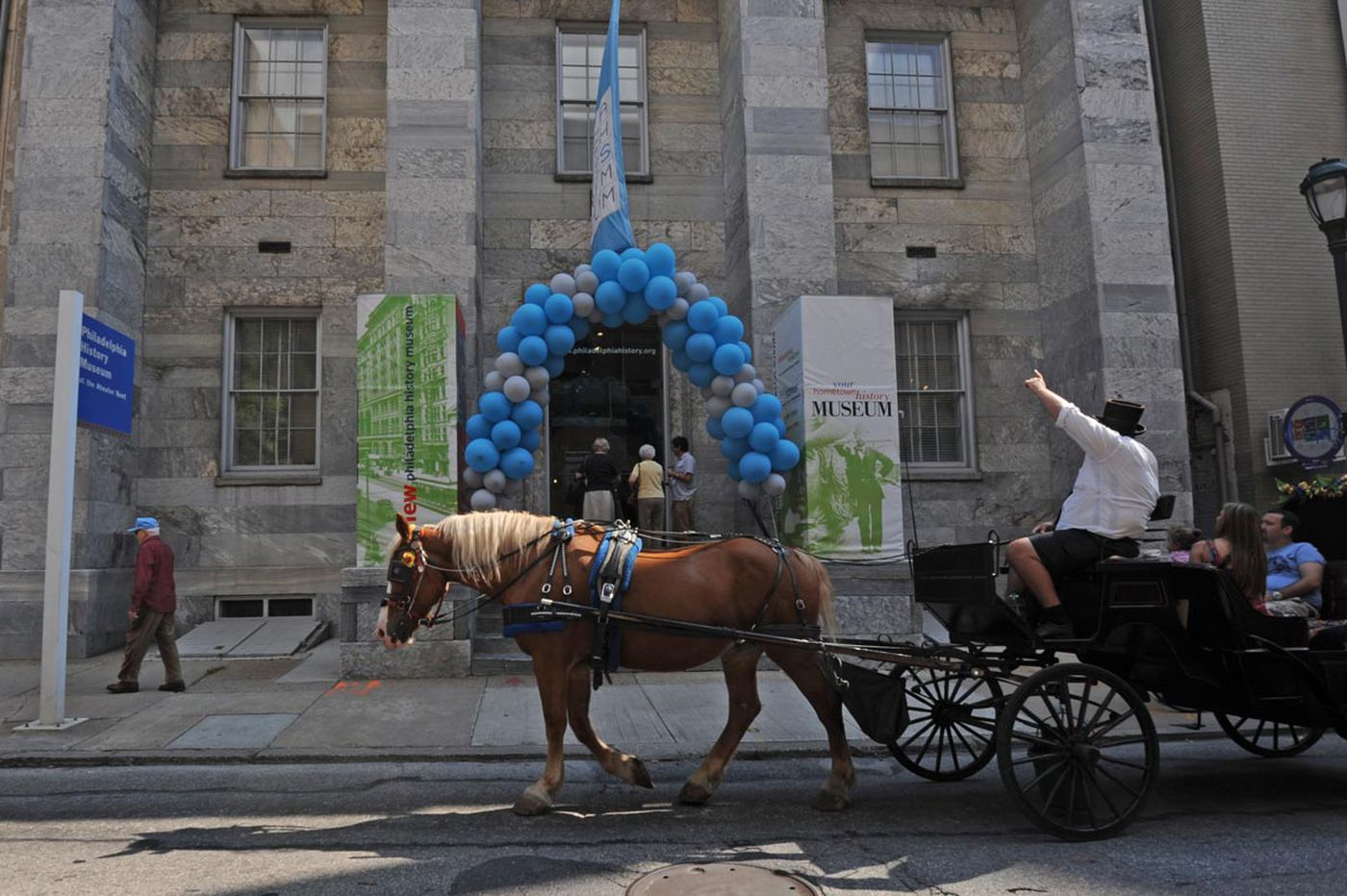 An intriguing match up of Philadelphia's history museum and Drexel University | Editorial