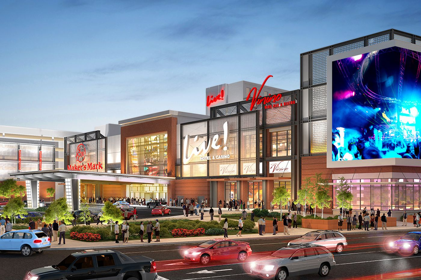 Challenge in works on second casino license