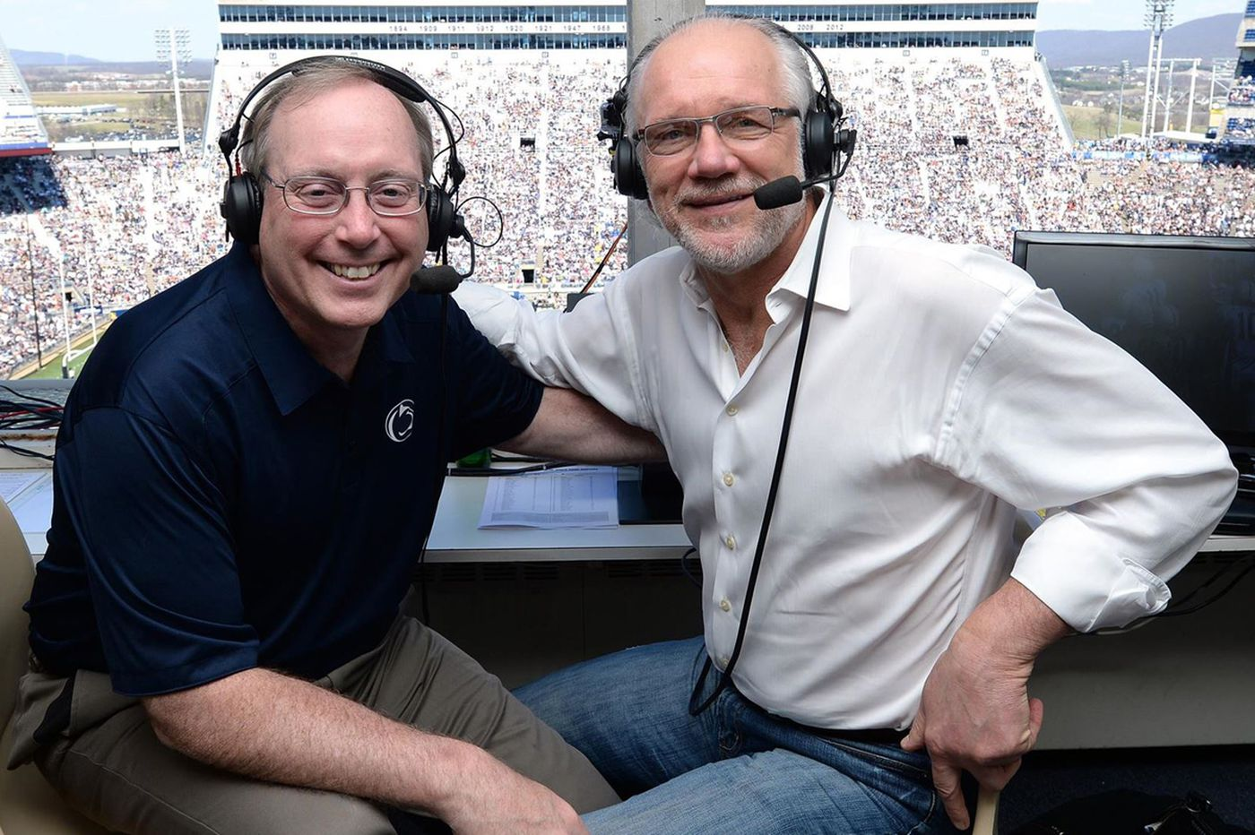 Penn State football has a new home on Philly radio, with Steve Jones and Jack Ham back in the booth