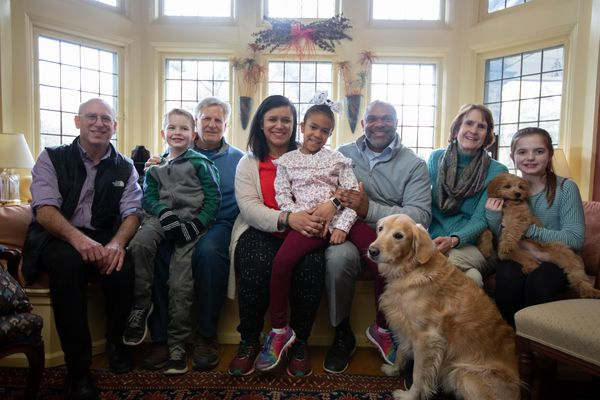 Hosting hope: Bala family opens home to Carolina couple with sick child at CHOP