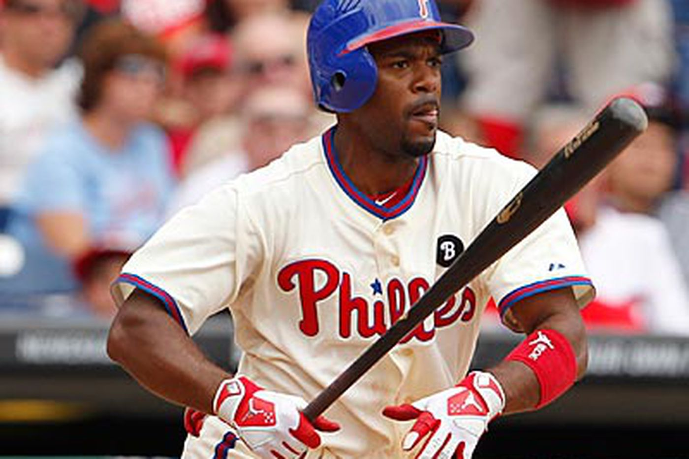 Rollins deserves chance to make hits history with Phillies
