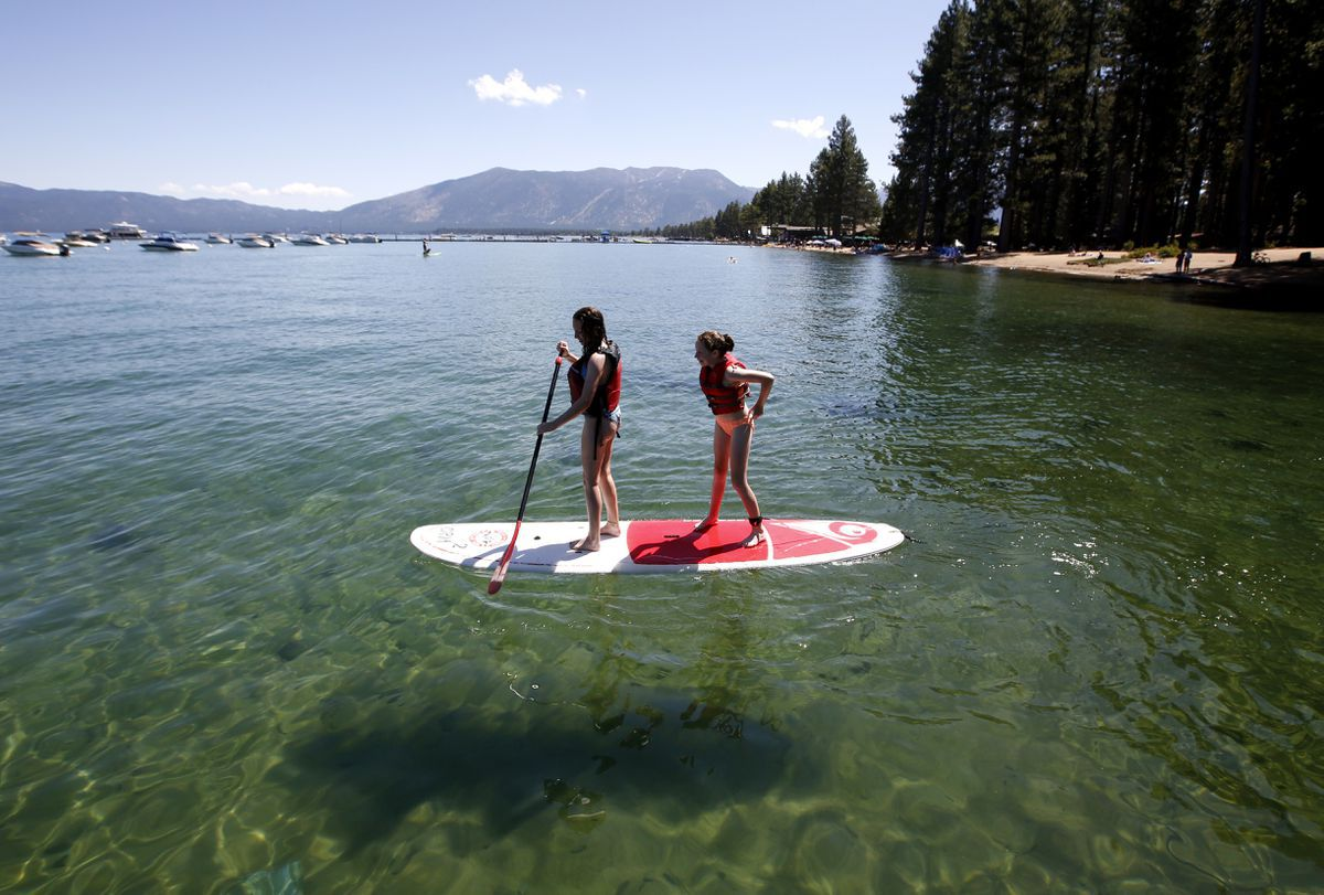 New research targets microplastics detected in Lake Tahoe - The Philadelphia Inquirer