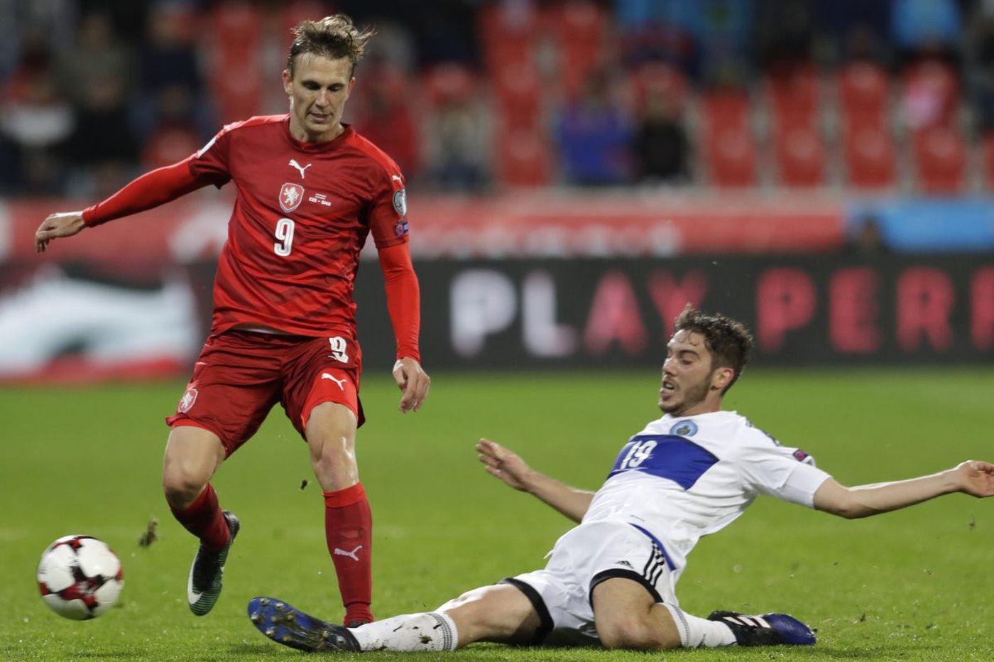 Union pursuing Czech Republic's Borek Dockal, much-needed midfield playmaker