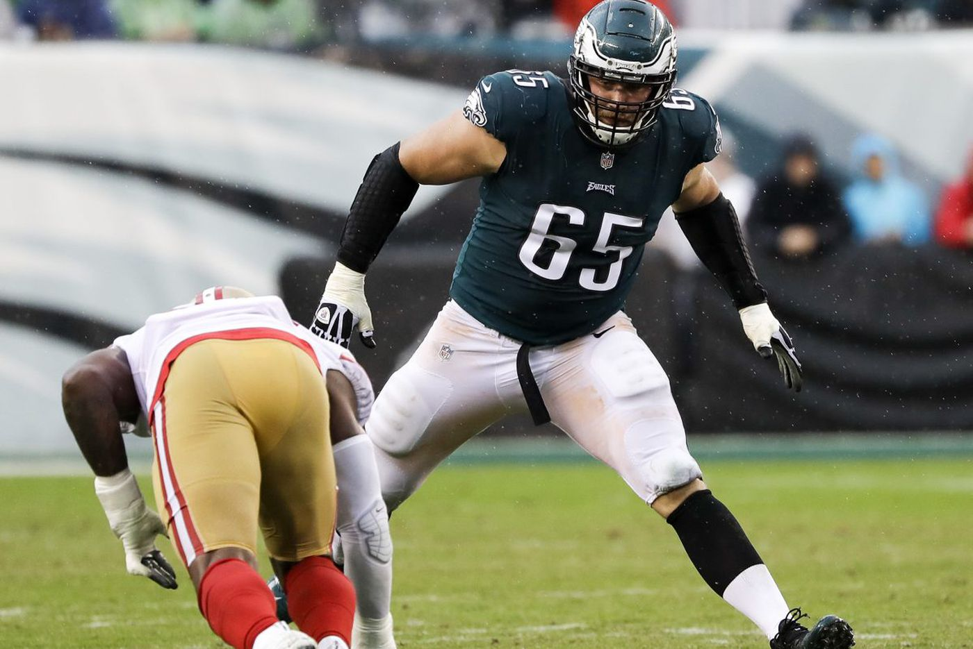 Tired of being a screw-up, Lane Johnson out to prove his greatness