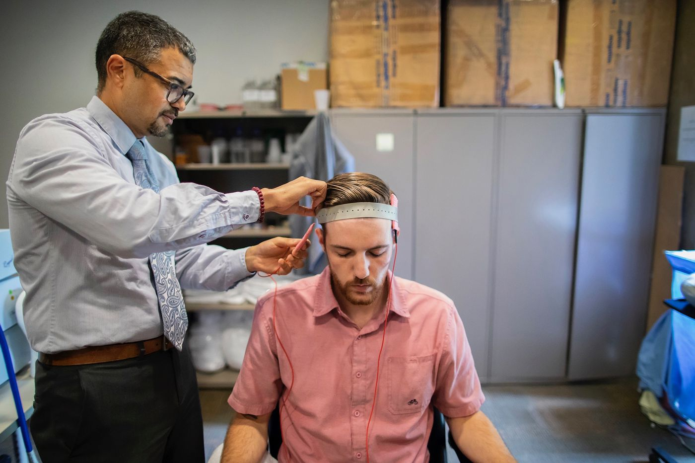 Could a therapy for brain damage also decrease violent impulses?