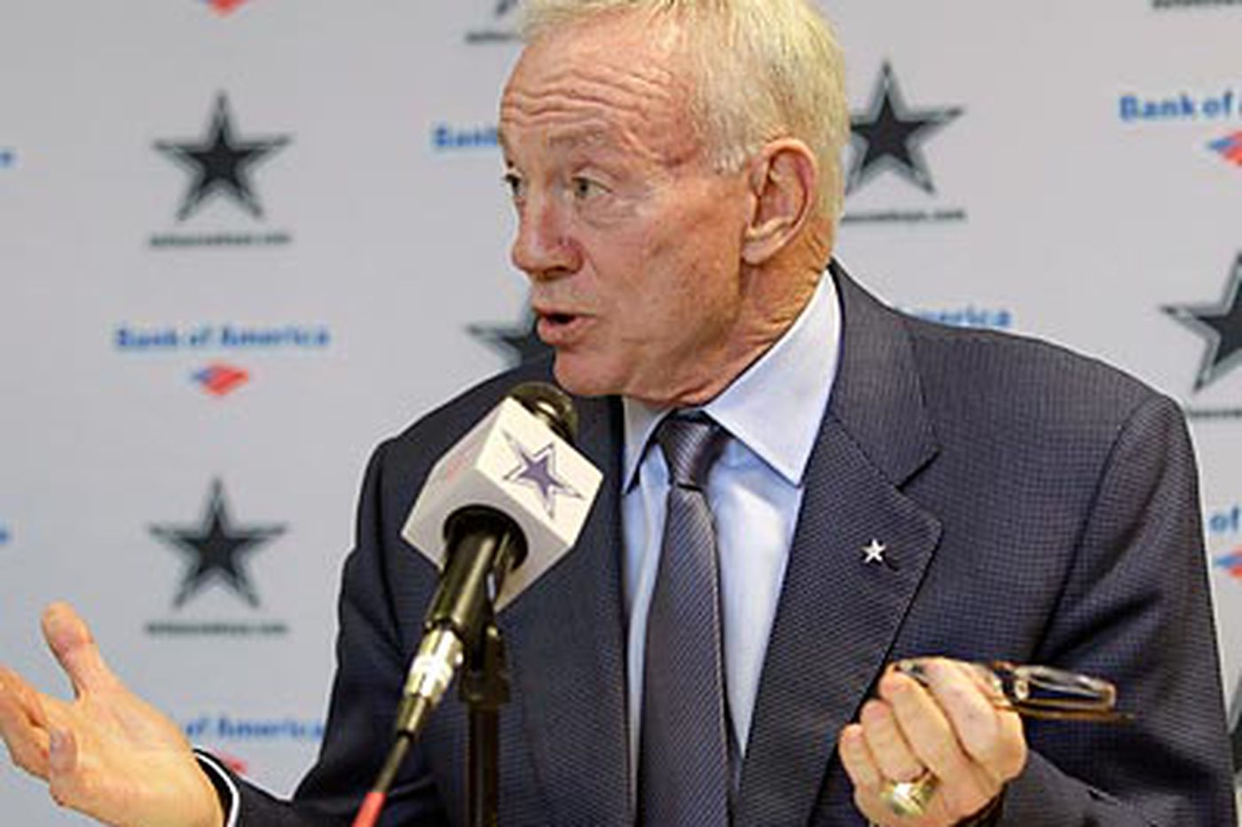 Ashley Fox: Against Eagles, Cowboys want to play role of spoiler