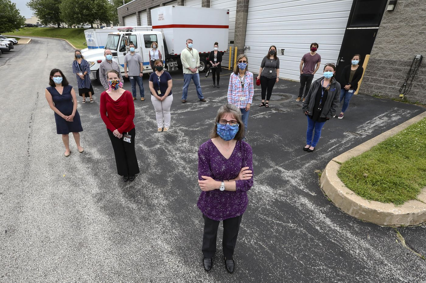 Chester County coronavirus case numbers could delay move to 'green' reopening phase