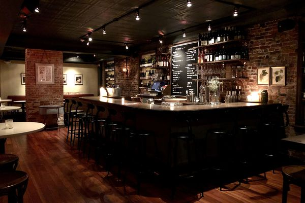 Is le Caveau the sexiest new bar in Philly?