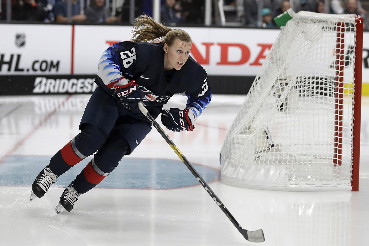 Women's hockey players form union with goal of creating viable league in North America