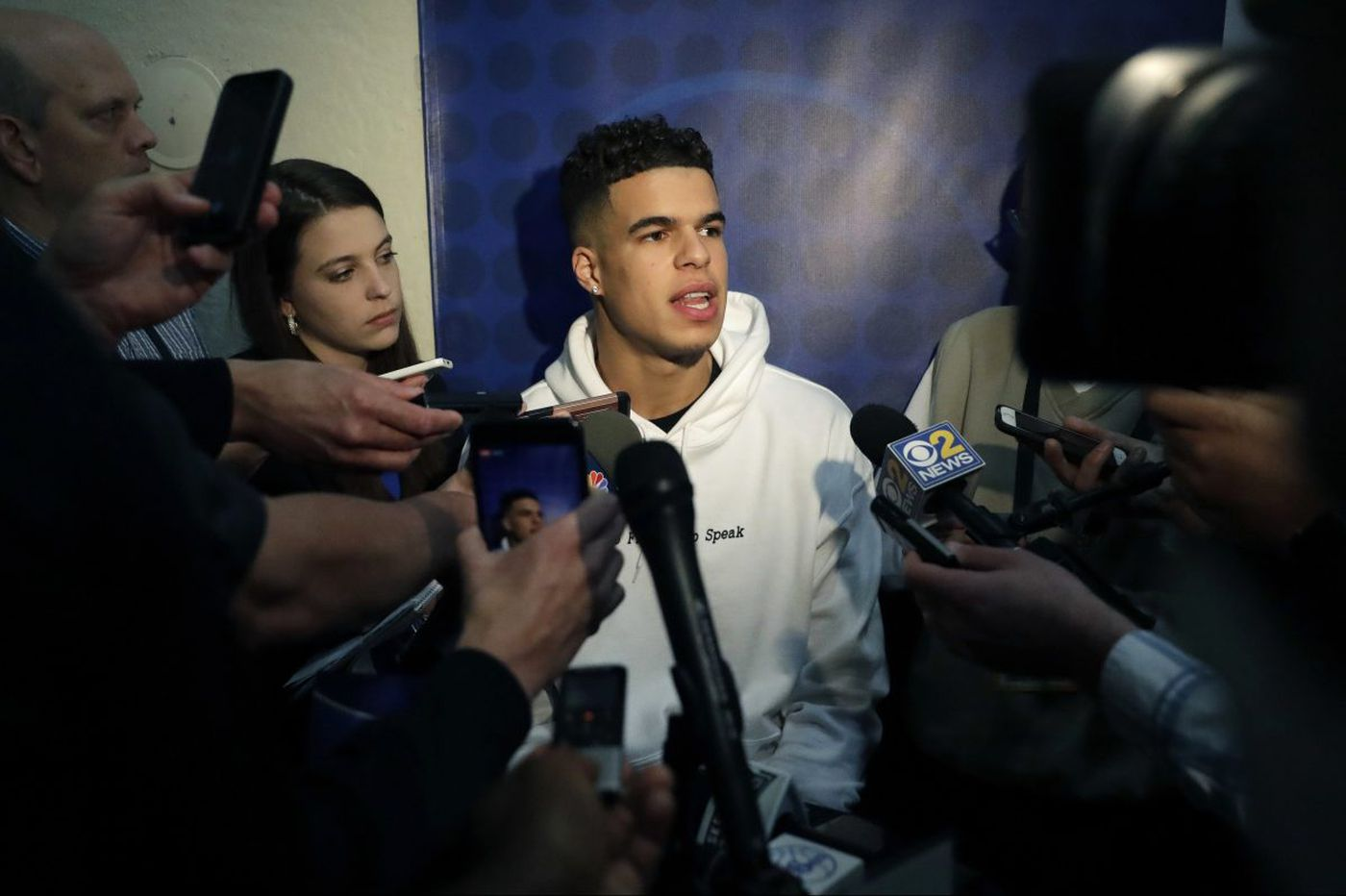 Is Michael Porter Jr. worth the Sixers' moving up to draft?