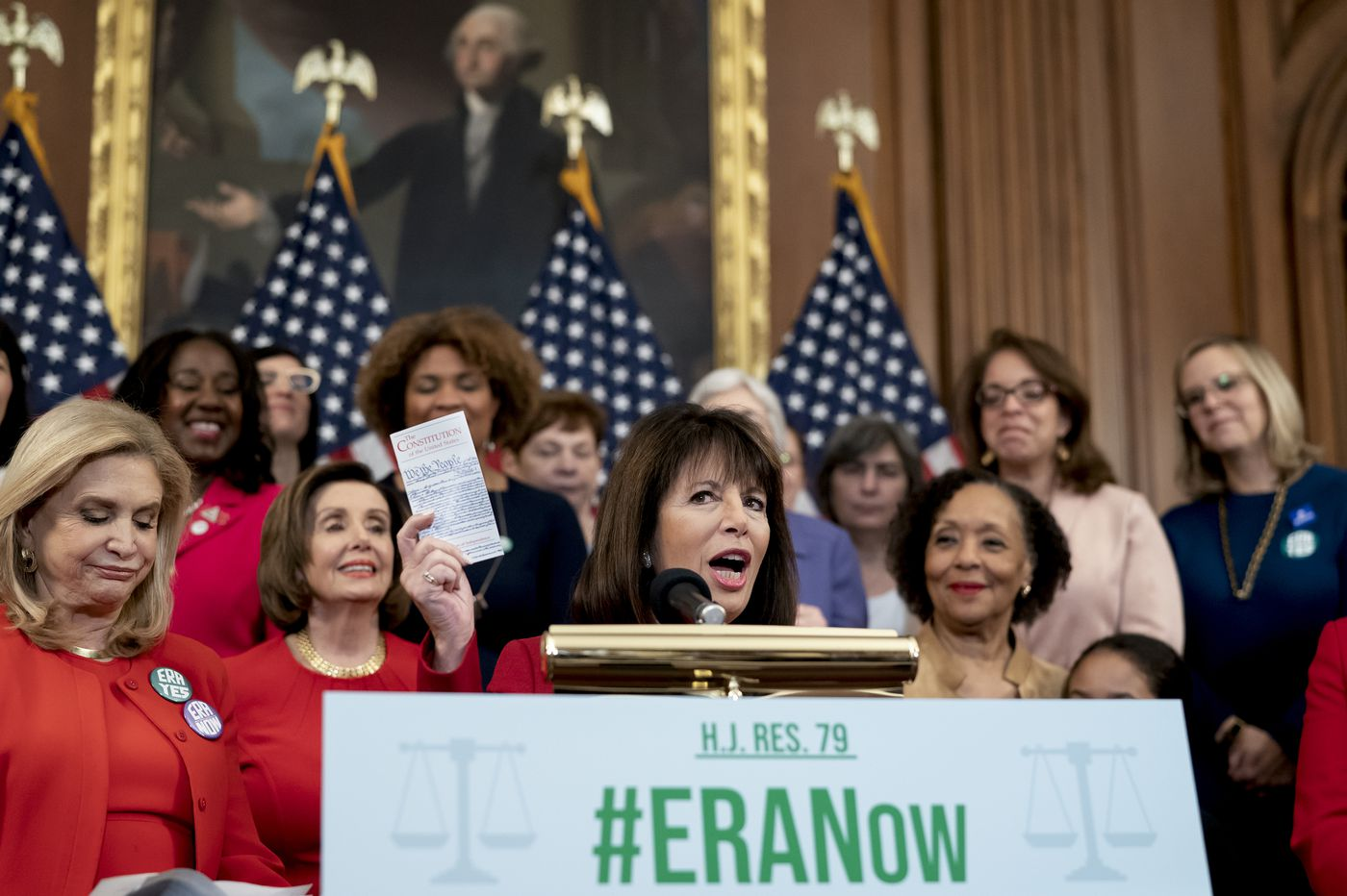 Should other states join Pennsylvania and ratify the Equal Rights Amendment?   Pro/Con