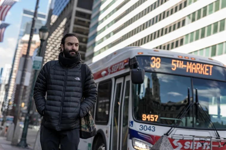 Yasha Zarrinkelk leads the new advocacy group Transit Forward Philadelphia. The coalition's stated purpose is to organize transit riders for more equitable, sustainable and safe transit network in the Philadelphia area.