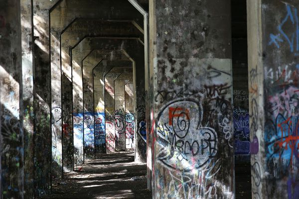 'Graffiti Pier' deal to turn beloved Philly urban ruin into next park along Delaware River waterfront