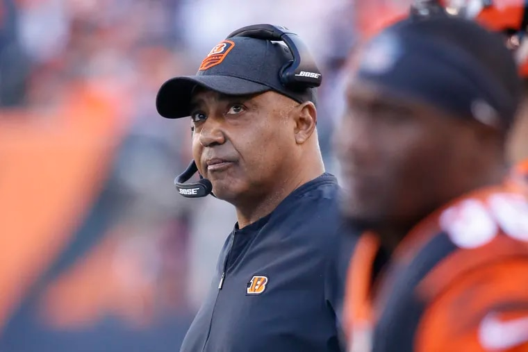 Cincinnati Bengals head coach Marvin Lewis was among coaches fire Monday morning across the NFL following the end of the regular season.