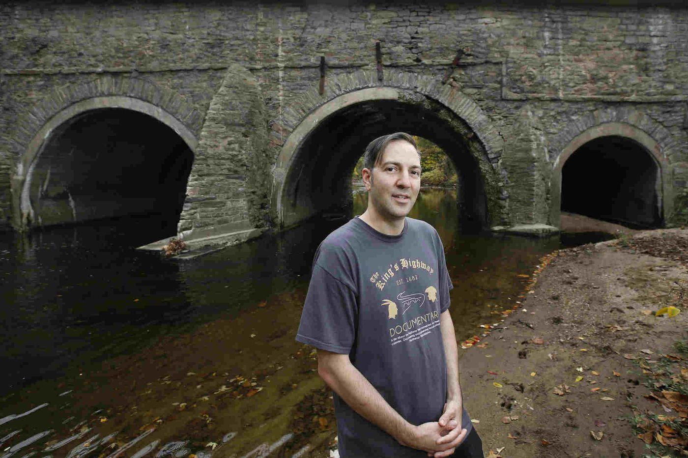 Celebrating the nation's oldest road bridge - in NE Philly