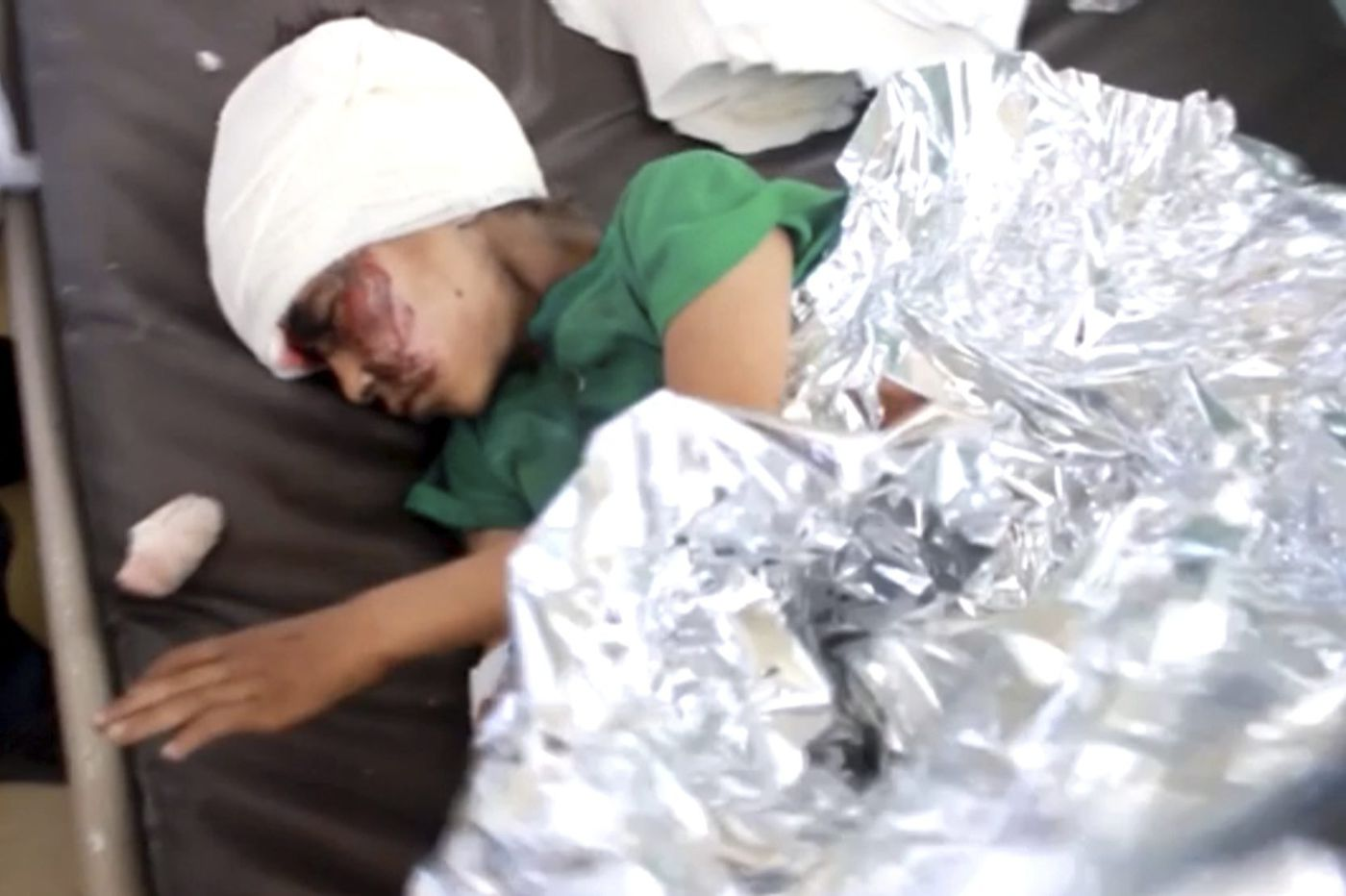 I don't remember voting for U.S. bombs to murder little kids in Yemen, do you?   Will Bunch