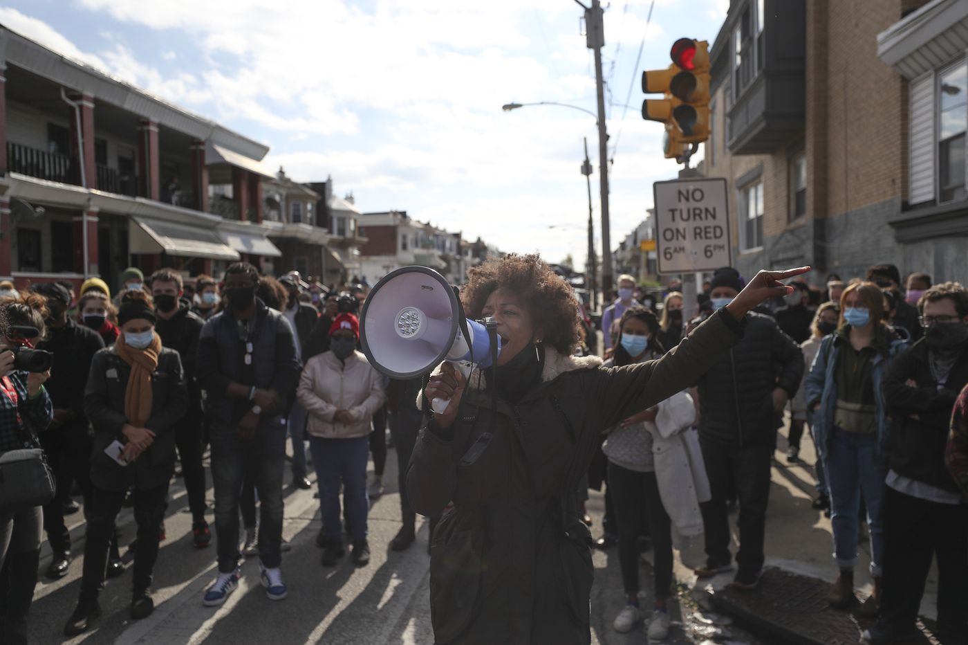 Calls to 'defund the police' intensify after Philadelphia police killing of Walter Wallace Jr.