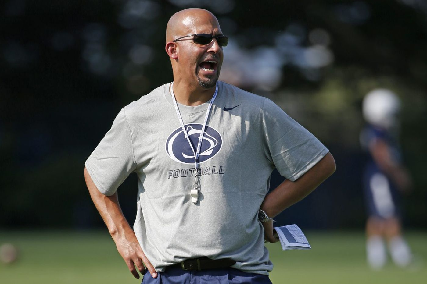 Penn State freshmen must show more intensity, James Franklin says