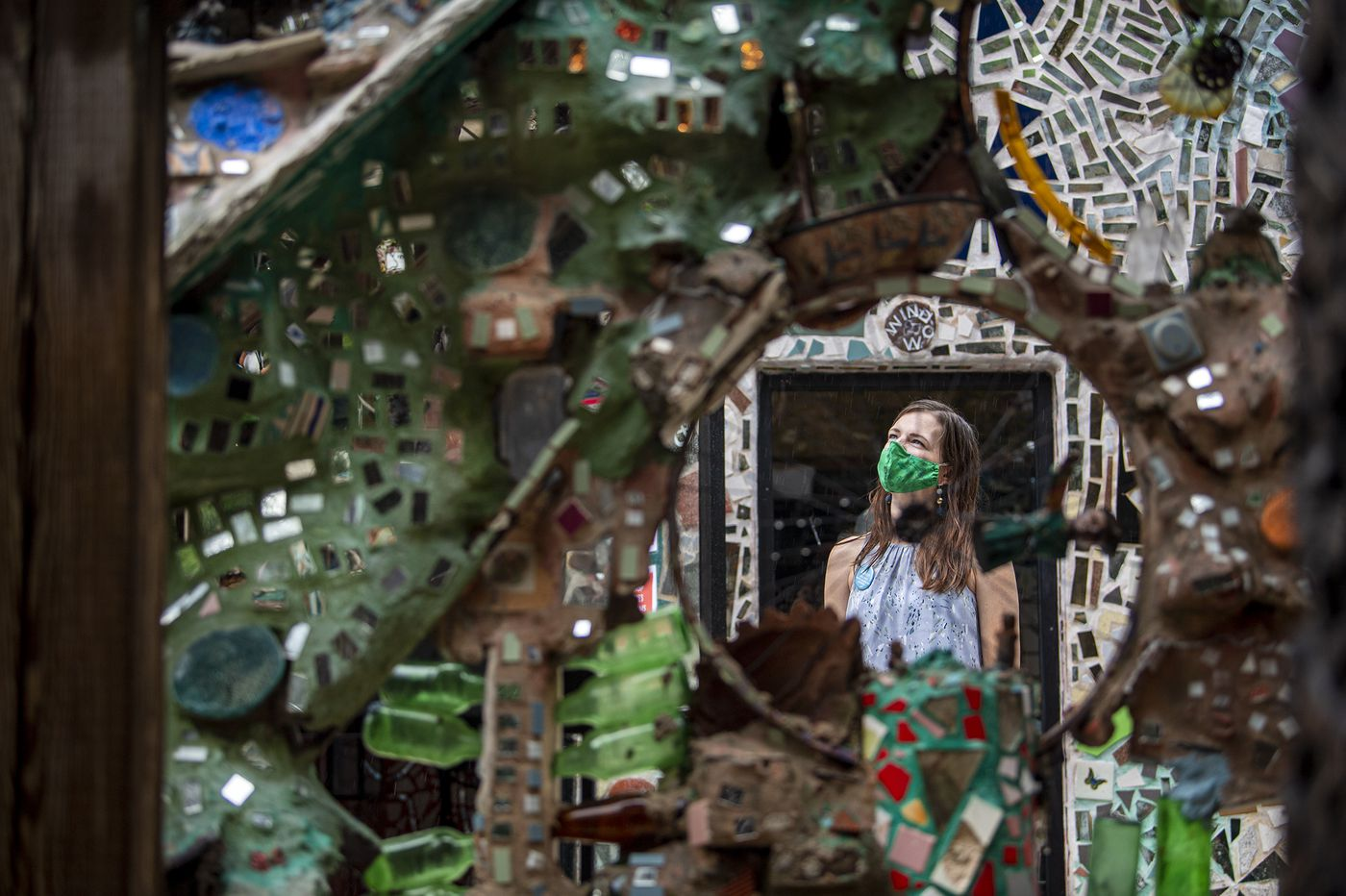 Magic Gardens reopens with new rules