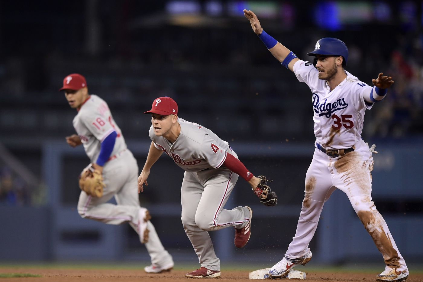 Phillies far from being the Dodgers, but moving in the right direction   Bob Brookover
