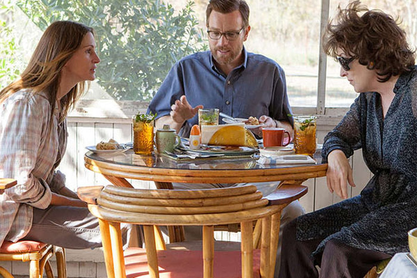 On Movies: Julia Roberts' 'crazy math' on 'August: Osage County'