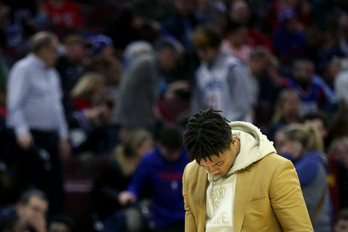 Sixers podcast: Basketball taking a backseat, once again