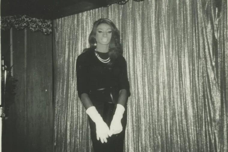Jackie Shane in 1967.