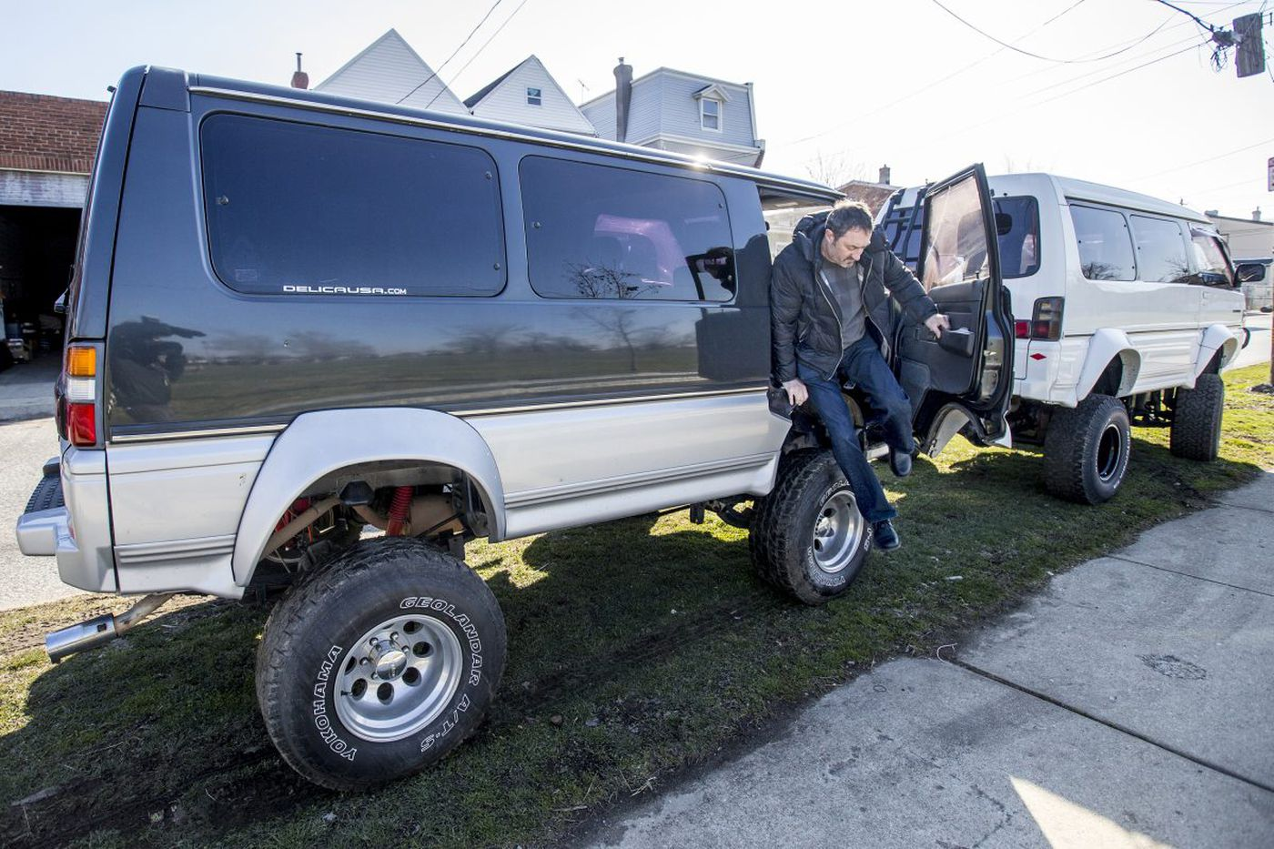 From Japan to Frankford to the great outdoors, local dealer finding niche market for quirky van